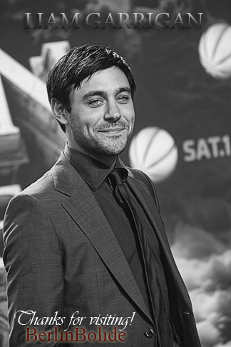 liam garrigan interview